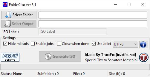 folder2iso italiano download