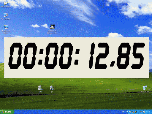 XNote Timer - The Portable Freeware Collection