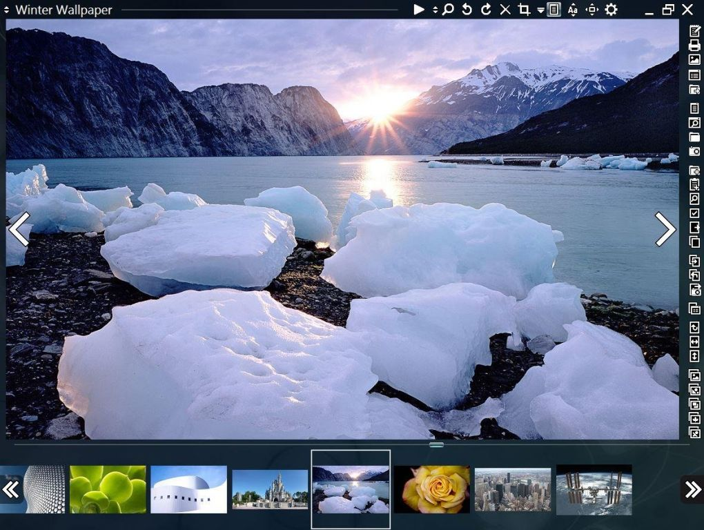 Xlideit Image Viewer - The Portable Freeware Collection