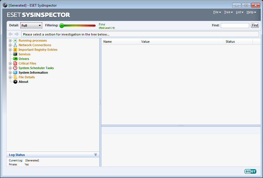 ESET SysInspector - The Portable Freeware Collection