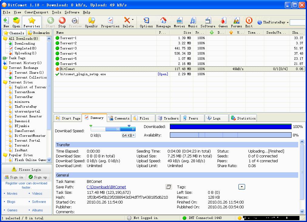 bitcomet 2010
