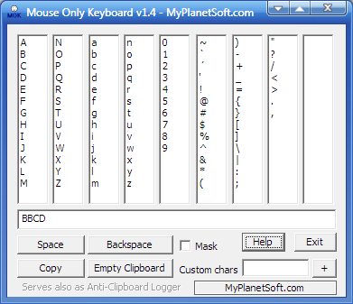 System - Keyboard/Mouse - The Portable Freeware Collection