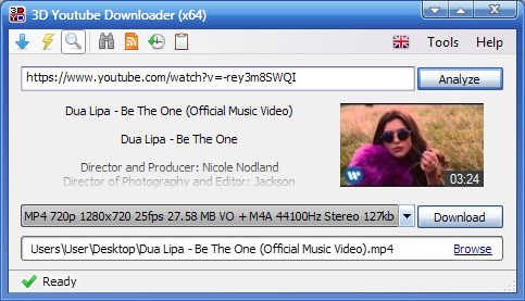 download youtube downloader for pc 64 bit