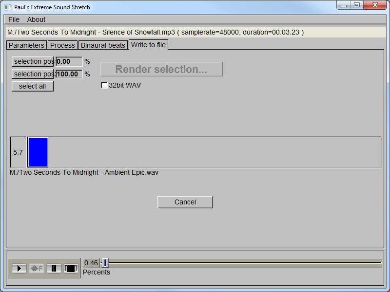 Audio - Editors - The Portable Freeware Collection