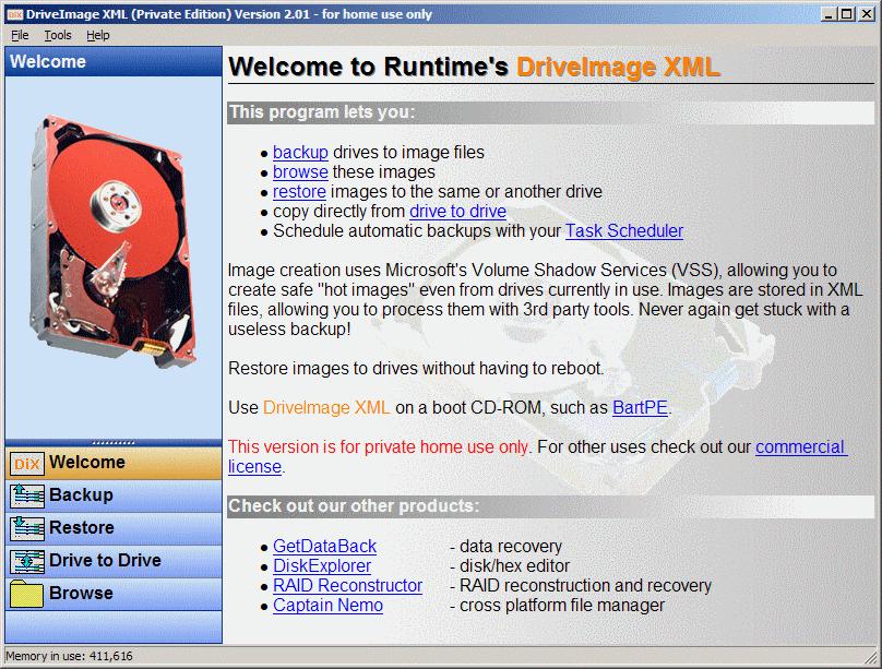 driveimage xml v2.44