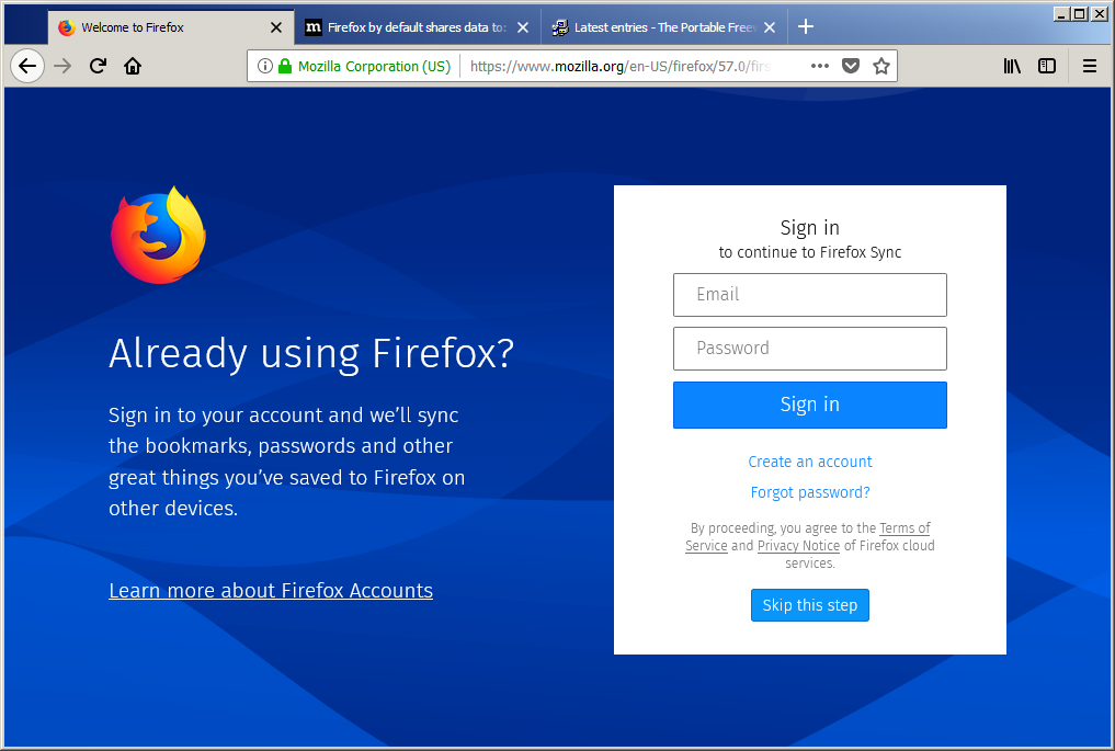 free download manager firefox portable