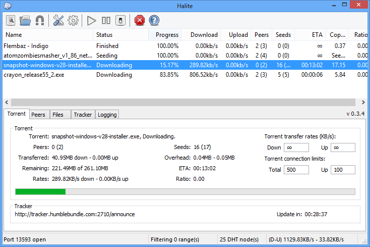 halite the portable freeware collection