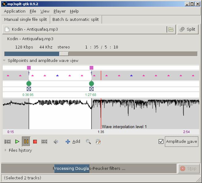 Audio - MP3 Editors - The Portable Freeware Collection