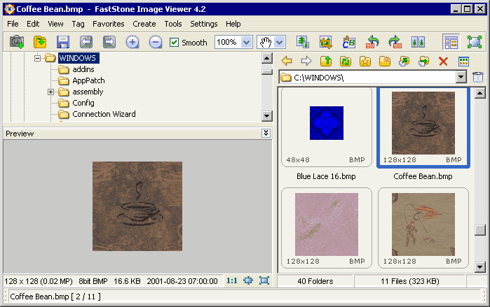 FastStone Image Viewer - The Portable Freeware Collection