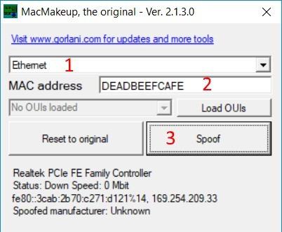 Macmakeup The Portable Freeware